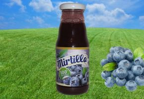 Frutta da bere - Mirtillo